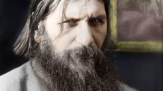 Porträt Rasputin
