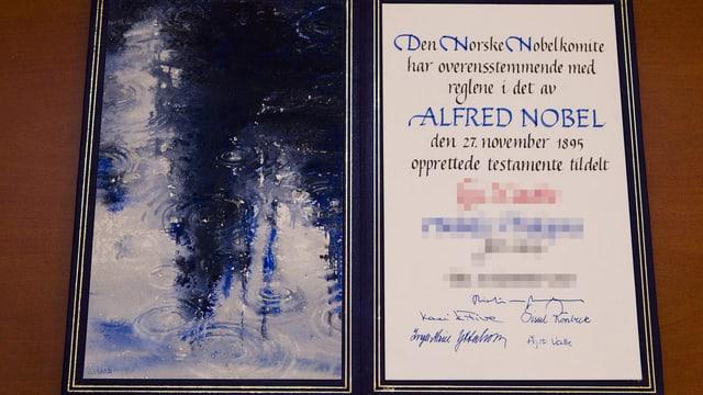 Ein Diplom für besondere Leistungen. Doch bekommen es jeweils die «Richtigen»?