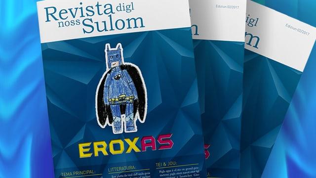La nova ediziun da la Revista digl noss Sulom.