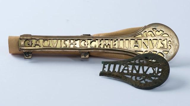 Ein antikes Messer