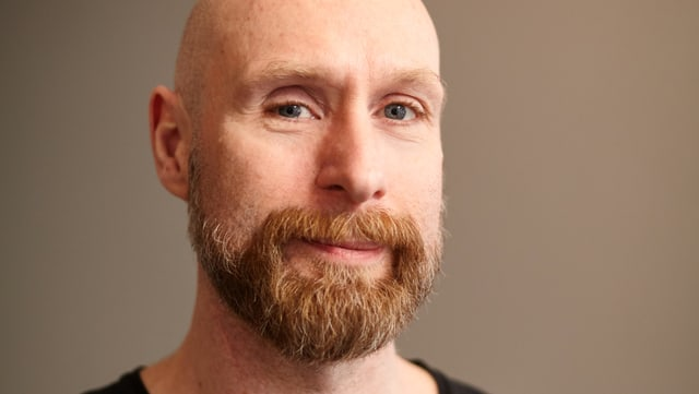 Porträt Roman Lipski