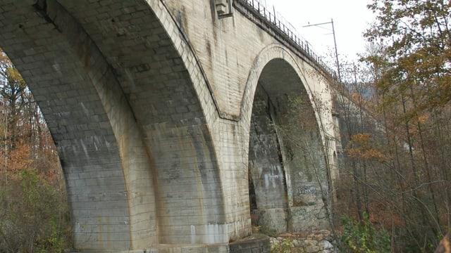 Viadukt.