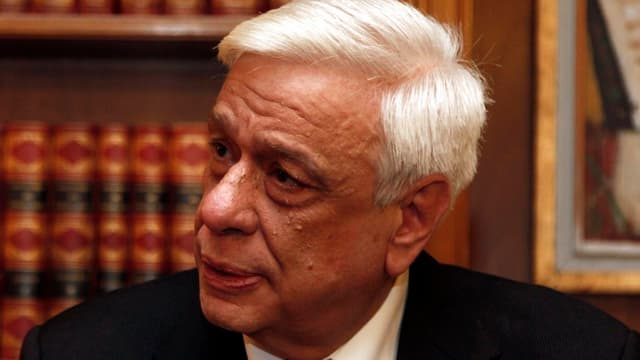 Prokopis Pavlopoulos, il nov president da la Grezia