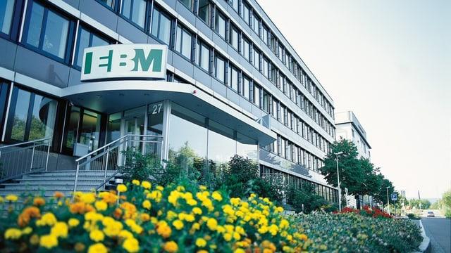 Hauptsitz der Elektra Birseck in Münchenstein