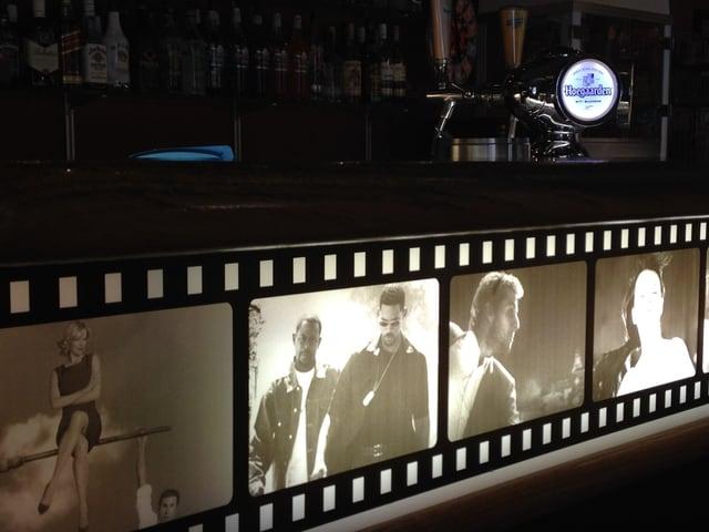 Bar im Cinema 8