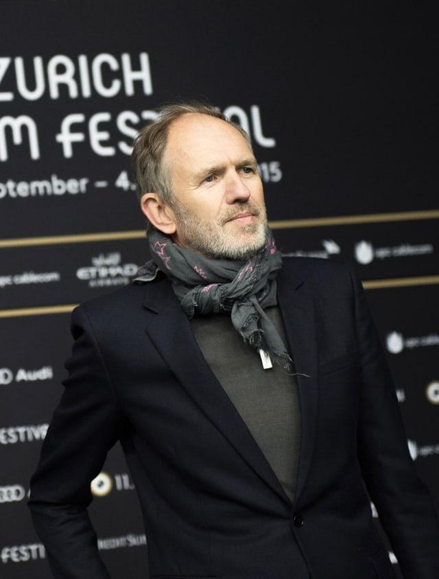 Regisseur Anton Corbijn am Zurich Film Festival