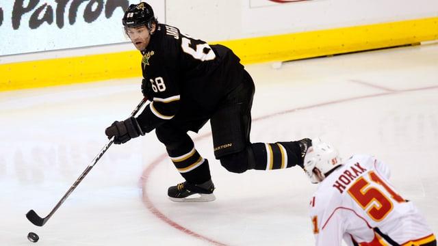 Boston sichert sich die Dienste von Dallas' Jaromir Jagr.