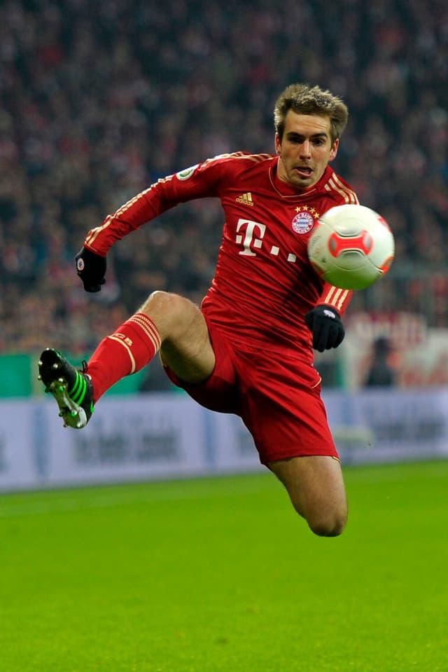 Philipp Lahm: «Wir haben die Spieler und Charaktere, um zu bestehen.»