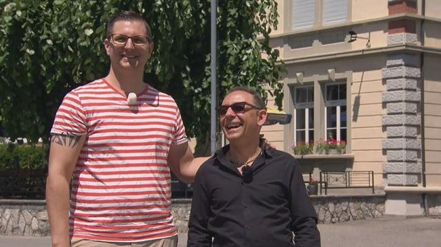 Video «Kanton Solothurn – Tag 3 – Restaurant Bahnhof, Balsthal» abspielen