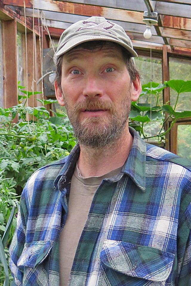 Der Biologe Hank Lentfer.