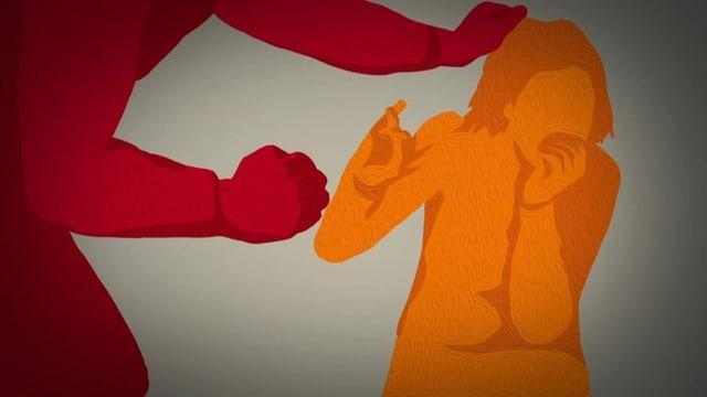 Wer im Ausland Gewalt erfahren hat, bekommt keine Schweizer Hilfe