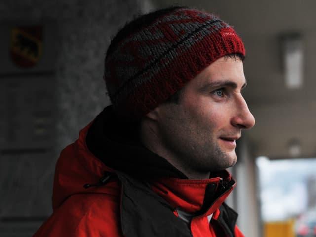 Michael punktete mit seinem Date-Vorschlag einer Schneewanderung bei den SRF 3 Usern.