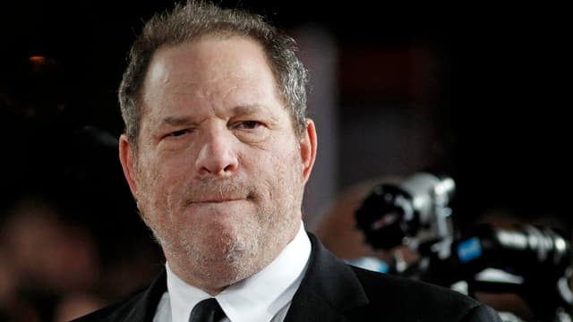 Der US-Filmproduzent Harvey Weinstein