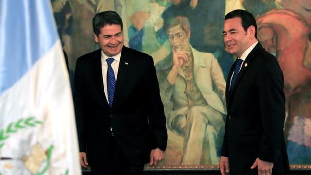 Hernándes und Morales