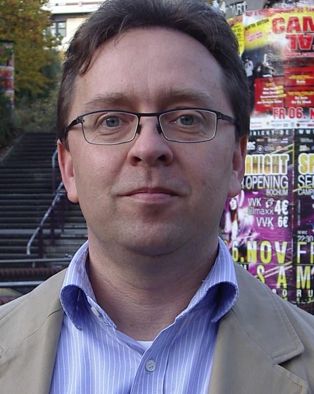 Oliver Meier arbeitet am Institut für Friedensforschung und Sicherheitspolitik der Universität Hamburg.