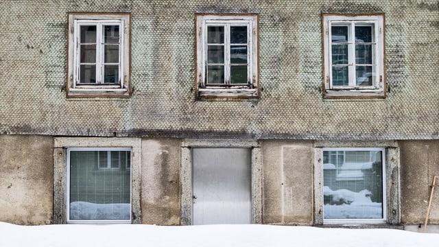 Haus in Göschenen