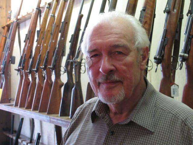 Gaston Poyet verkauft seit den Terroranschlägen in Paris mehr Waffen