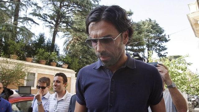 Der italienische Torhüter Matteo Gianello.