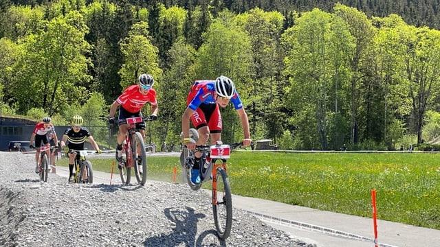 Bilantscha dals campiunadis svizzers 2021 a Gstaad