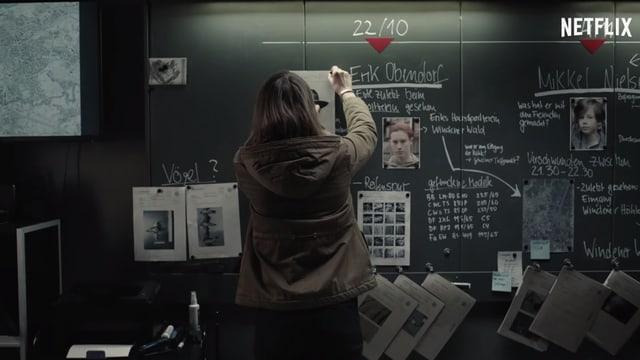 Szene aus Netflix-Serie «Dark»