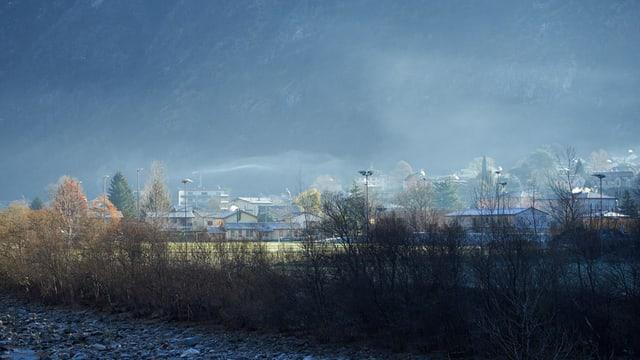 Mesauc cun smog
