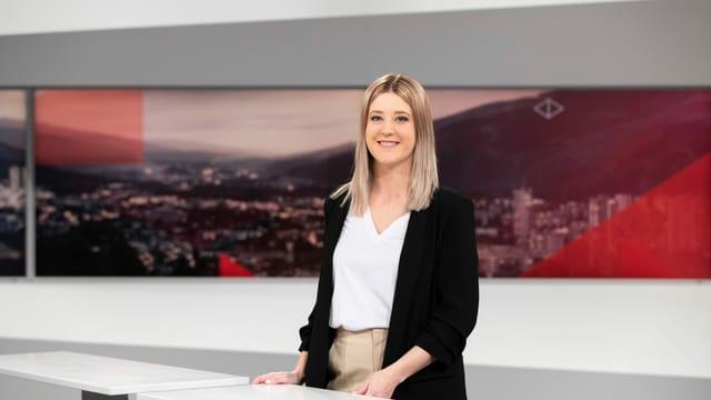 La moderatura dal Telesguard: Donatella Bonifazzi