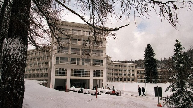 Hochgebirgsklinik Davos
