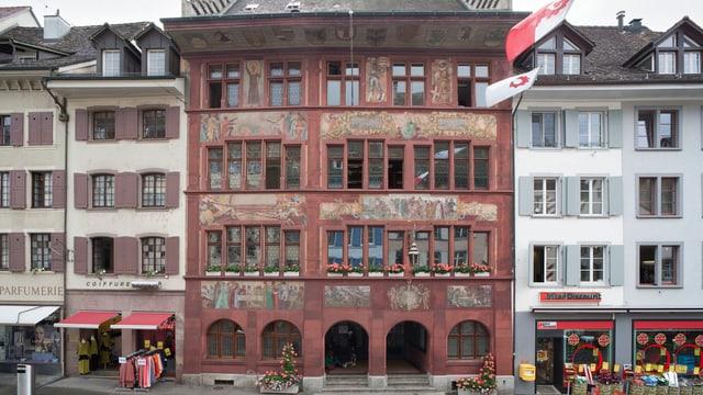 Rathaus Liestal