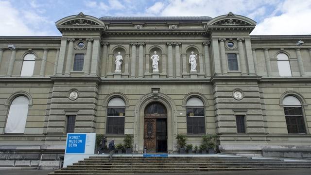 Bajetg da crap, il museum d'art a Berna