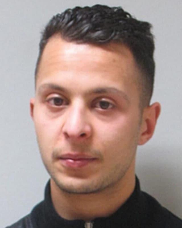 Fahndungsfoto des Terrorverdächtigen.