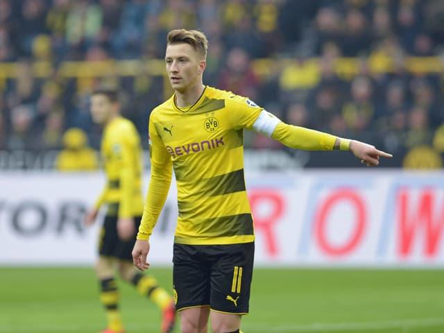 Marco Reus Fussballspieler
