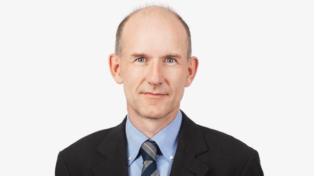 SRF-Korrespondent Patrik Wülser.