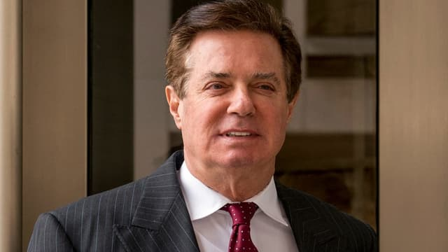 Purtret da Paul Manafort.