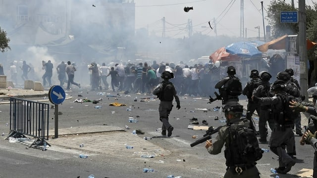 Polizia Israeliana