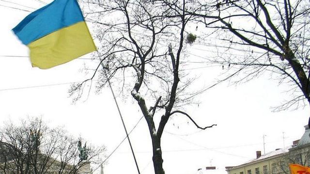 bandiera da l'Ucraina