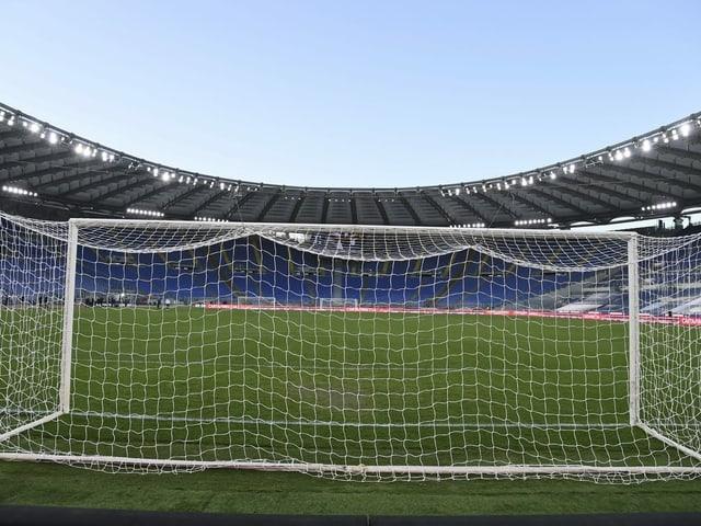 Das Stadio Olimpico in Rom.