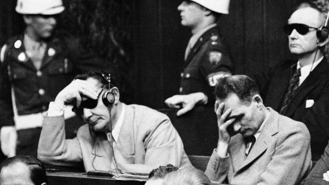 Nürnberger Prozess.