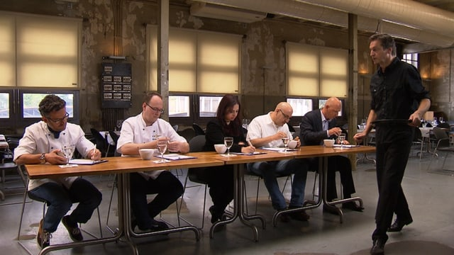 Die Jury: