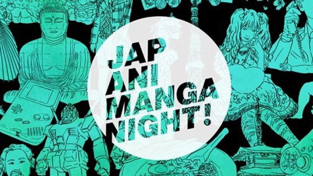 JapAniManga Night