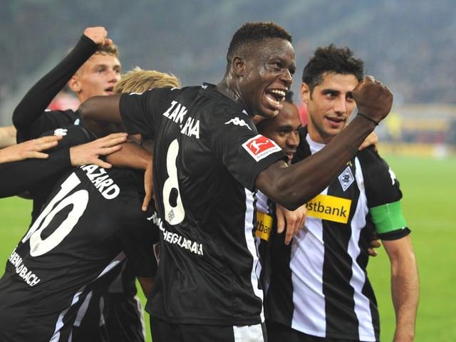 Denis Zakaria hat sich bei Borussia Mönchengladbach sofort einen Stammplatz erkämpft.