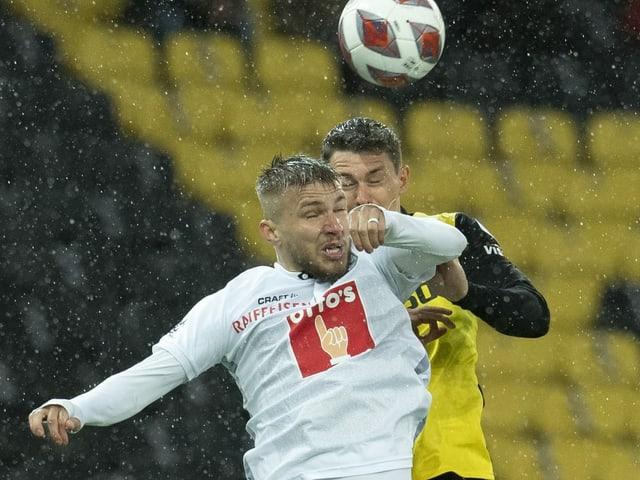 Luzern gegen YB