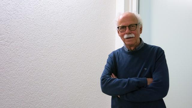 Porträt von Walter Däpp