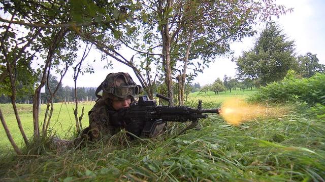 Video «Die beste Armee der Welt» abspielen