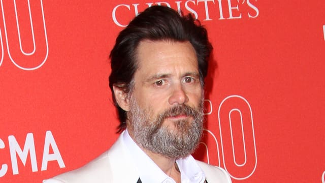 Porträt von Jim Carrey