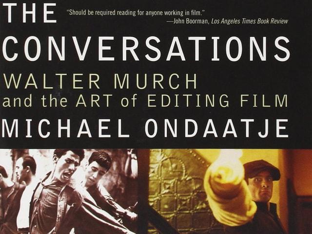 Das Buchcover von «The Conversations»