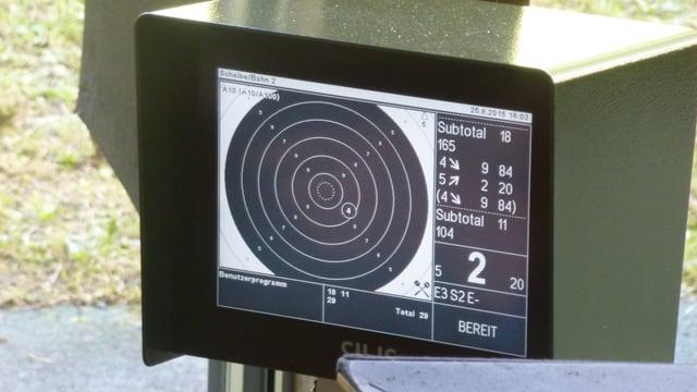 La tecnica installada el stan da tir a Riein è fitg actuala.