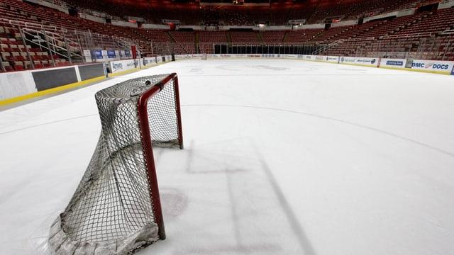 Leeres Stadion: Schon 625 NHL-Spiele sind abgesagt worden.