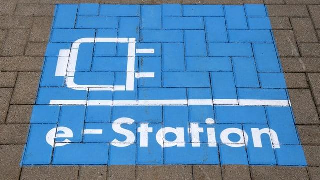Von den E-Ladestationen gibt es in Deutschland zu wenige.