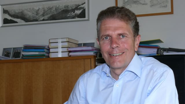 Peter Binz.