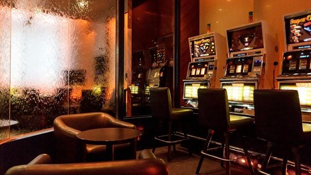 Das Casino in Baden hat weniger verdient.